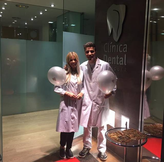Clínica Dental Balaguer ha participat obertament a l'Open night!