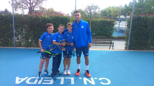 14a LLIGA BENJAMÍ MIXTE DE TENNIS Mc DONALD'S 2016