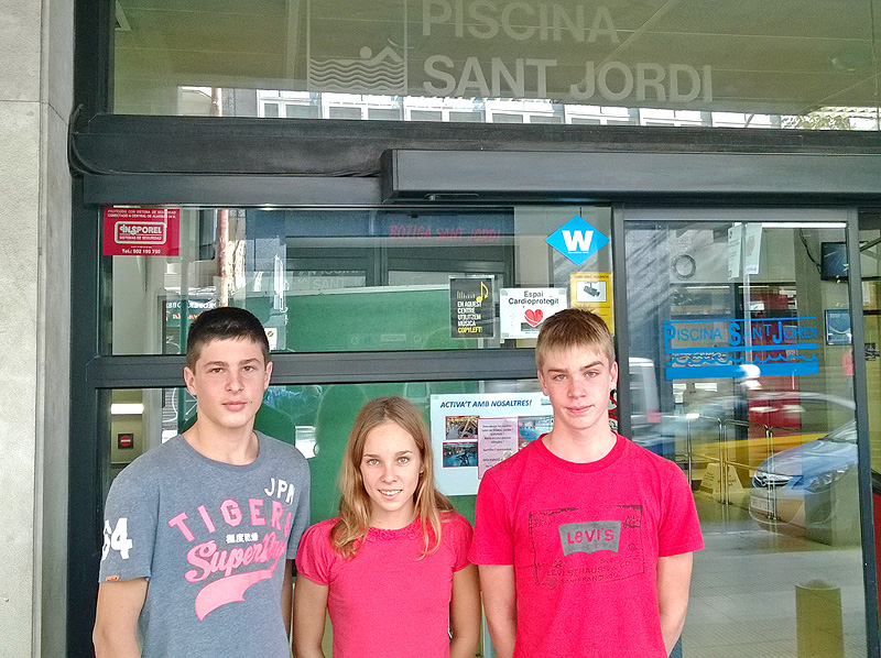 Noticias for Piscina sant jordi olimpia