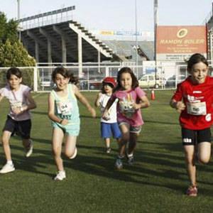 Running infantil/júnior