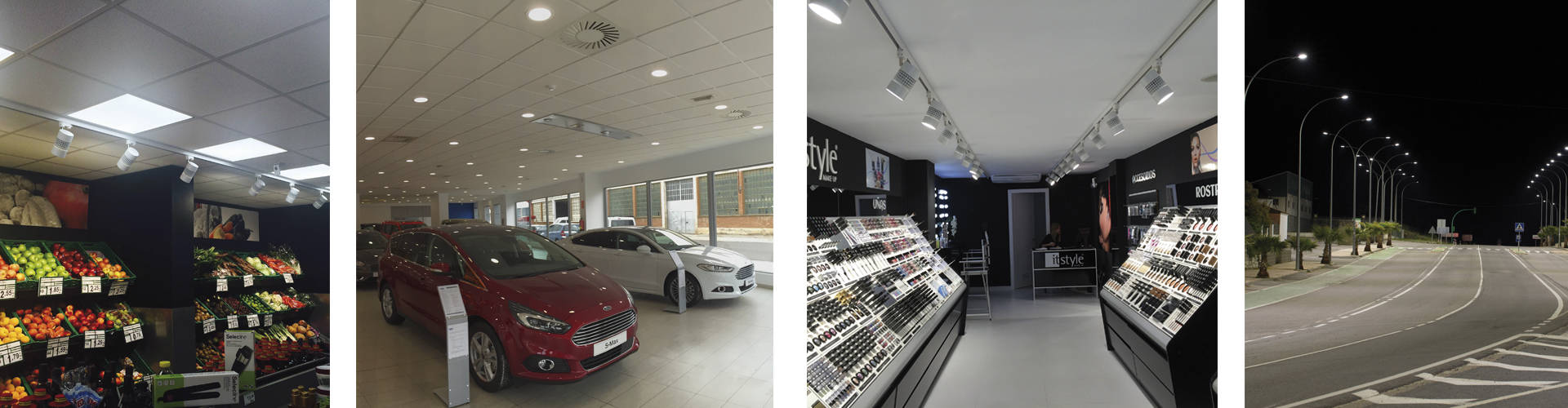 LEDS GO PROJECT Instalaciones y montajes Vallbona D'anoia Barcelona