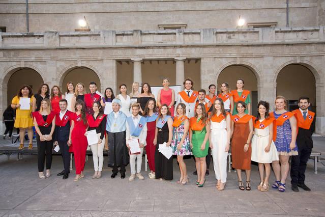 Clausura del Curso Académico 2015 - 2016