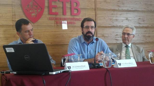 Conferencia sobre el Plan de Promoción de la Ciudad de Palma