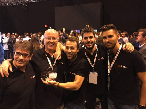 Premio a la mejor empresa de Apps