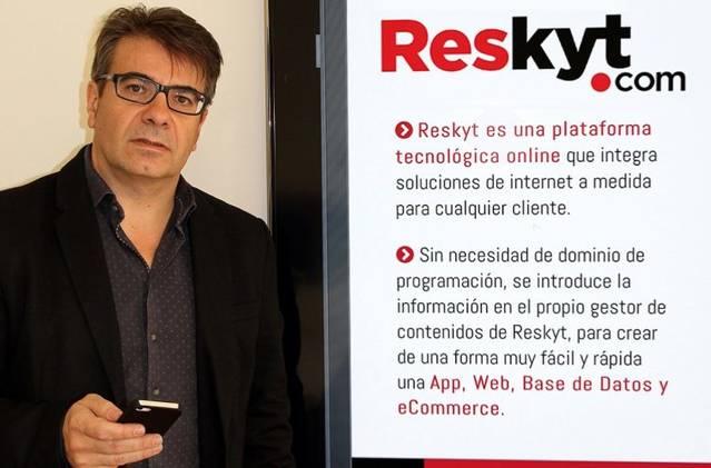 La edición madrileña de los eAwards 2016 coronó a Reskyt como mejor agencia de creación de apps de España.