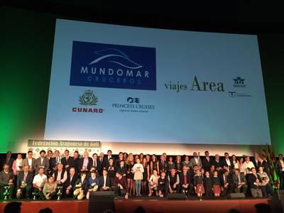 Goya Soluciones Informáticas comprometida con la Federación aragonesa de golf