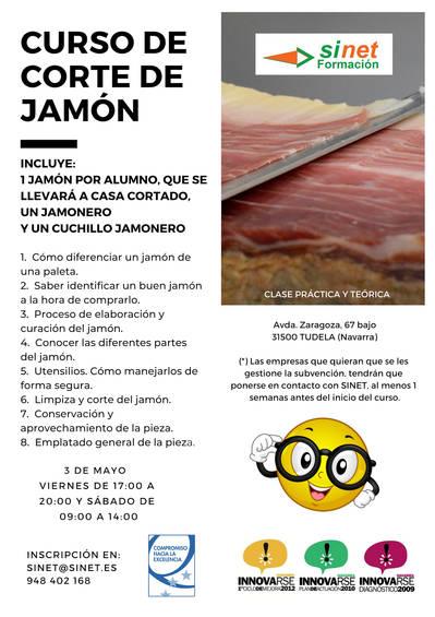 CURSO DE CORTE DE JAMÓN