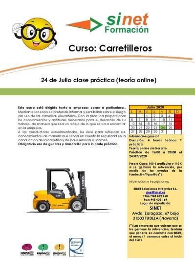 CURSO DE CARRETILLEROS