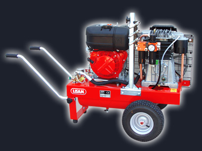 Compresores poda diesel