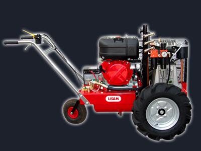 Compressor poda Autopropulsat gasolina