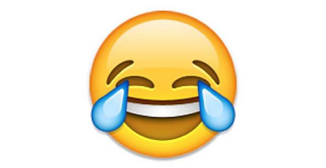 """El emoticono que llora de la risa, """"la palabra del año"""" según el Diccionario Oxford"""
