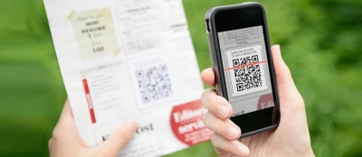 All about QR codes