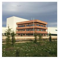 Finalitzades les obres de la Central Frutícola de NUFRI a El Burgo de Osma (Sòria)