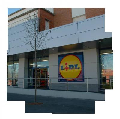 Reforma Local Comercial para supermercado LIDL Tàrrega