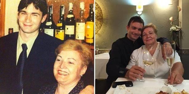 D'una foto a l'altra hi ha 17 anys d'història cuinada amb tots vosaltres.