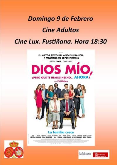 9 de Febrero.- Cine Adultos