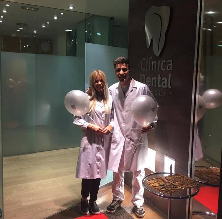 Clínica Dental Balaguer ha participat obertament a l'Open night!