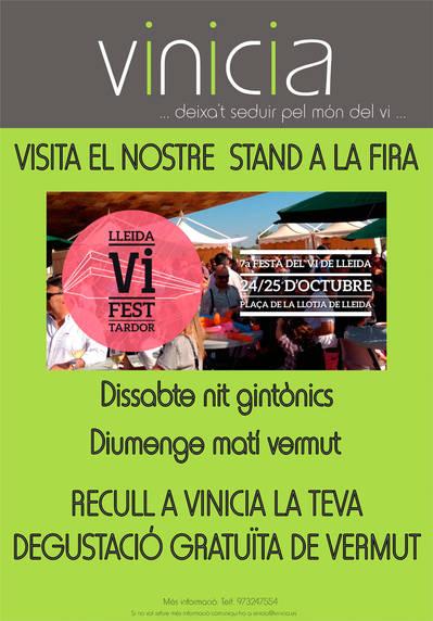 VII Festa del Vi de Lleida