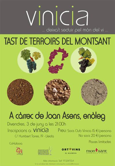 Tast de Terroirs del Montsant