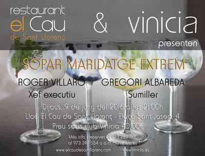 Sopar Maridatge Extrem