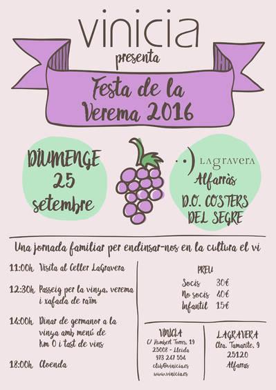 Festa de la Verema 2016