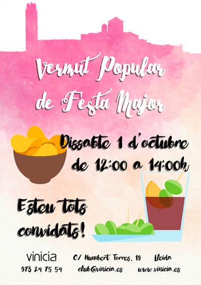 Vermut Popular de Festa Major