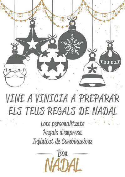 Regals de Nadal, Lots Personalitzats, Regals d'empresa
