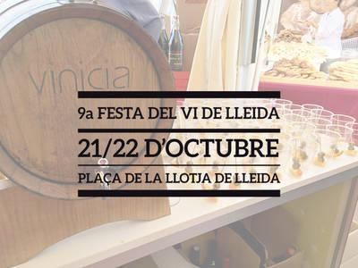Festa del Vi de Lleida 2017