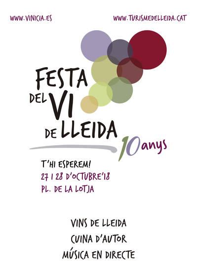 10a Festa del Vi de Lleida
