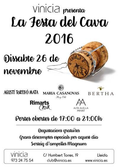 La Festa del Cava 2016