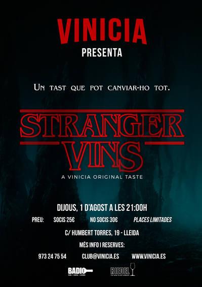 Stranger Vins
