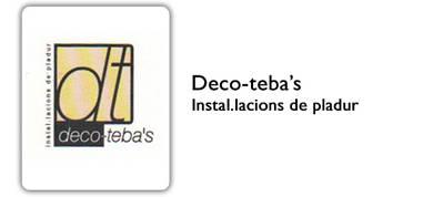 Deco-teba's (Aïllaments tèrmics i acústics)