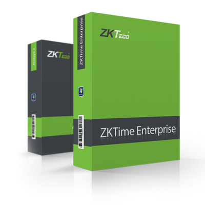 ZKTime management software