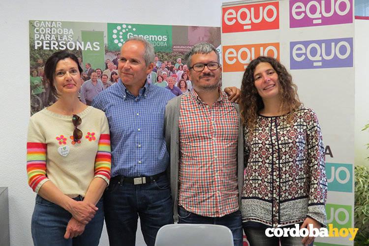 La parlamentaria Carmen Molina coordina estrategias para evitar la incineración en Cosmos