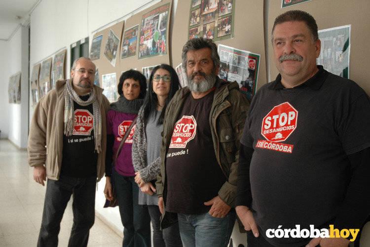 Stop Desahucios quiere una ley que garantice el derecho al consumo de agua