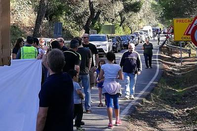 """Vecinos de la sierra critican """"no estar informados"""" sobre la declaración de Parque Natural"""