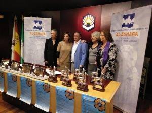 La Federación Vecinal Al-zahara entrega sus Cervatillos de Plata