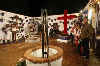 Las cruces del Huerto, San José Obrero y Acpacys, primeros premios