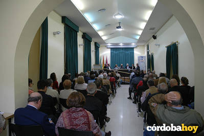 La Federación de Vecinos de Córdoba recibirá 75.000 euros del Ayuntamiento