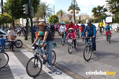 Un año más Cañero y el Campo de la Verdad pedalearán por sus derechos