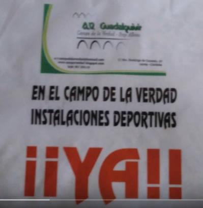 MARCHA EN BICI,  Vídeo: Cañero - Campo de la Verdad - Cañero
