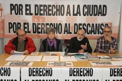 Vecinos de Córdoba y 4 municipios más recurren ante el TSJA el decreto de ocio