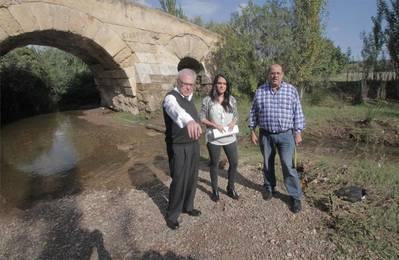 El PSOE reclama a la CHG que limpie con urgencia los arroyos