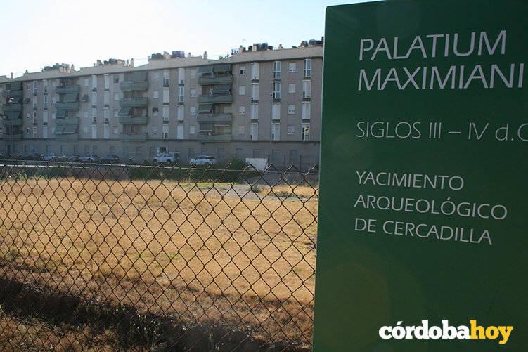 Ciudad Jardín y Colonia de la Paz piden intervenciones urgentes en Cercadilla