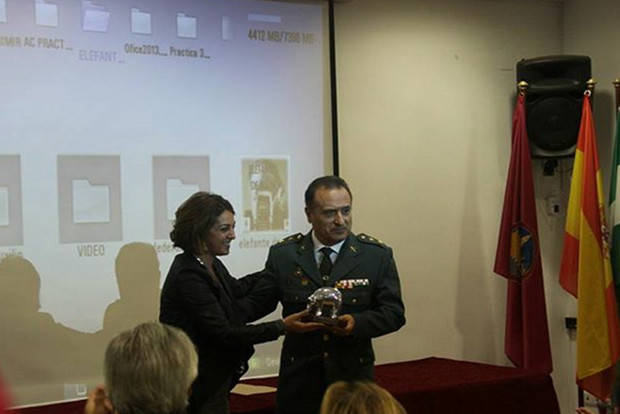 Trassierra entrega sus premios Elefantes de Plata