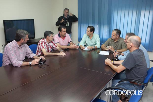 """Nieto dice que el Ayuntamiento plantea un """"disparate"""" con Cosmos"""