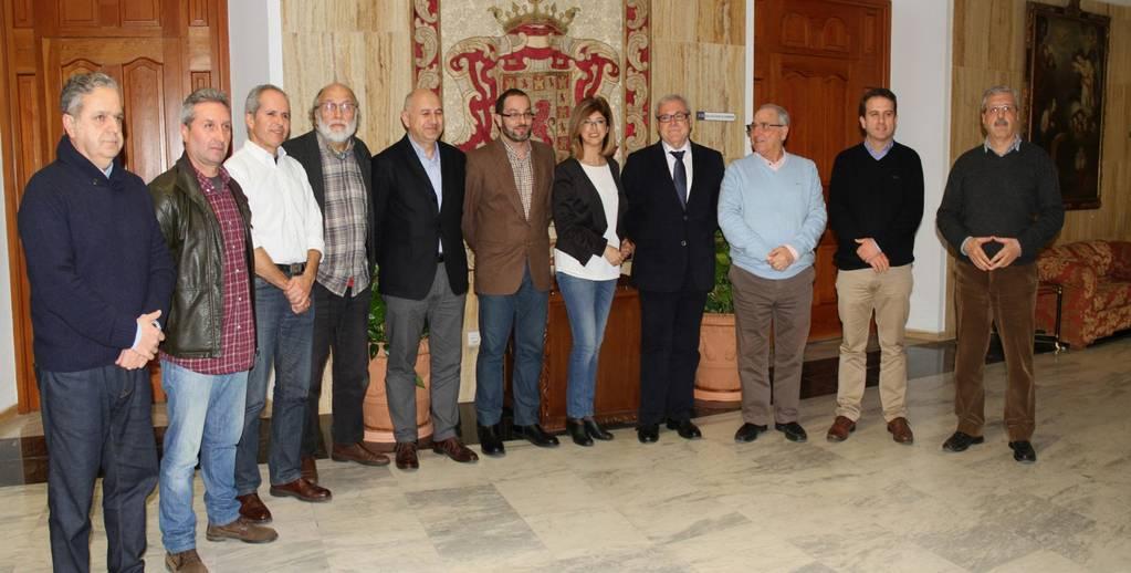Constitucón de la Mesa de Diálogo sobre la cementera Cosmo