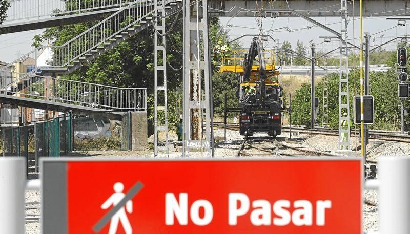 Los empresarios piden la conexión de la provincia con un cercanías