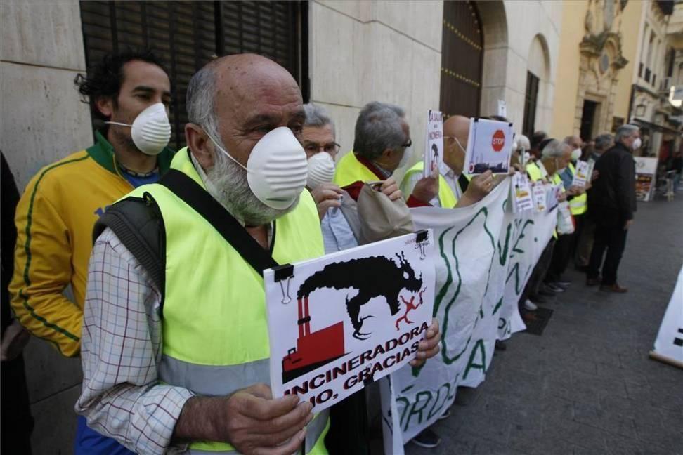 Aire Limpio advierte de un incremento en las amenazas contra sus miembros