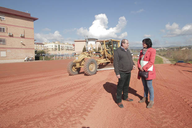 Habilitan un aparcamiento de 150 plazas en Fátima